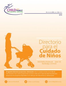 Child Care Directory (Spanish)