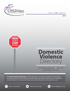 Domestic Violence Directory