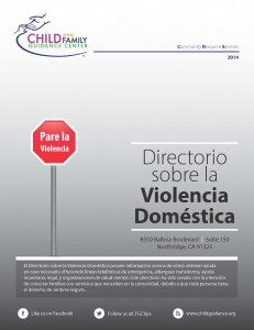 Domestic Violence Directory (Spanish)
