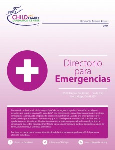 Emergency Directory (Spanish)