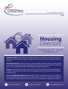Housing Directory