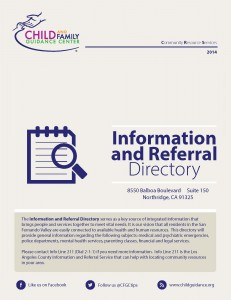 Information and Referral Directory