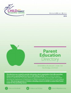 Parent Education Directory