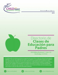 Parent Education Directory (Spanish)