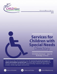 Services for Children With Special Needs Directory