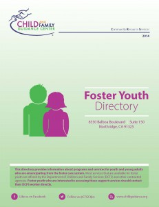 Transitional Foster Youth Directory